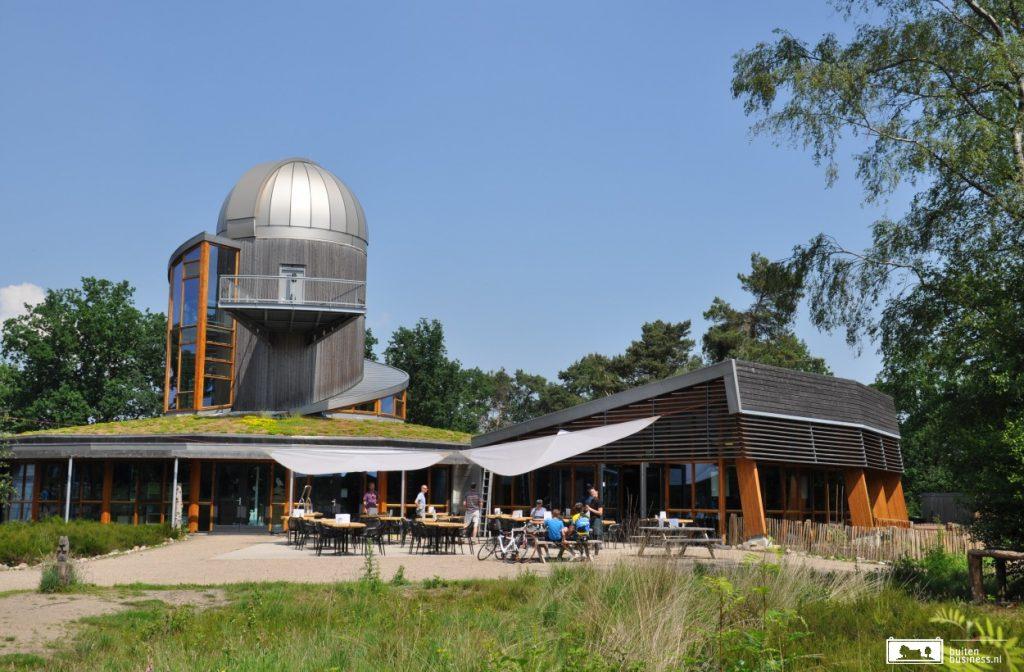 Project Bezoekerscentrum Sallandse Heuvelrug