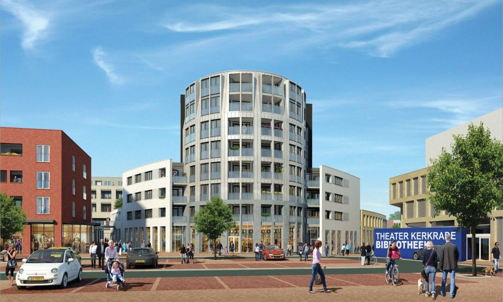 Project Centrumplan Kerkrade