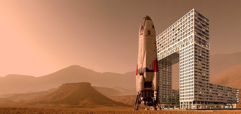 Casus DEBUT.event – Pontsteiger op Mars