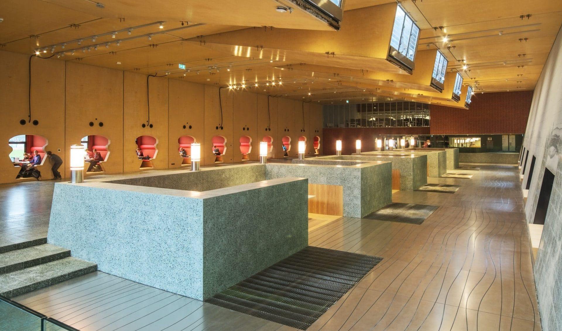 Project Minnaertgebouw (foto: Petra Appelhof)