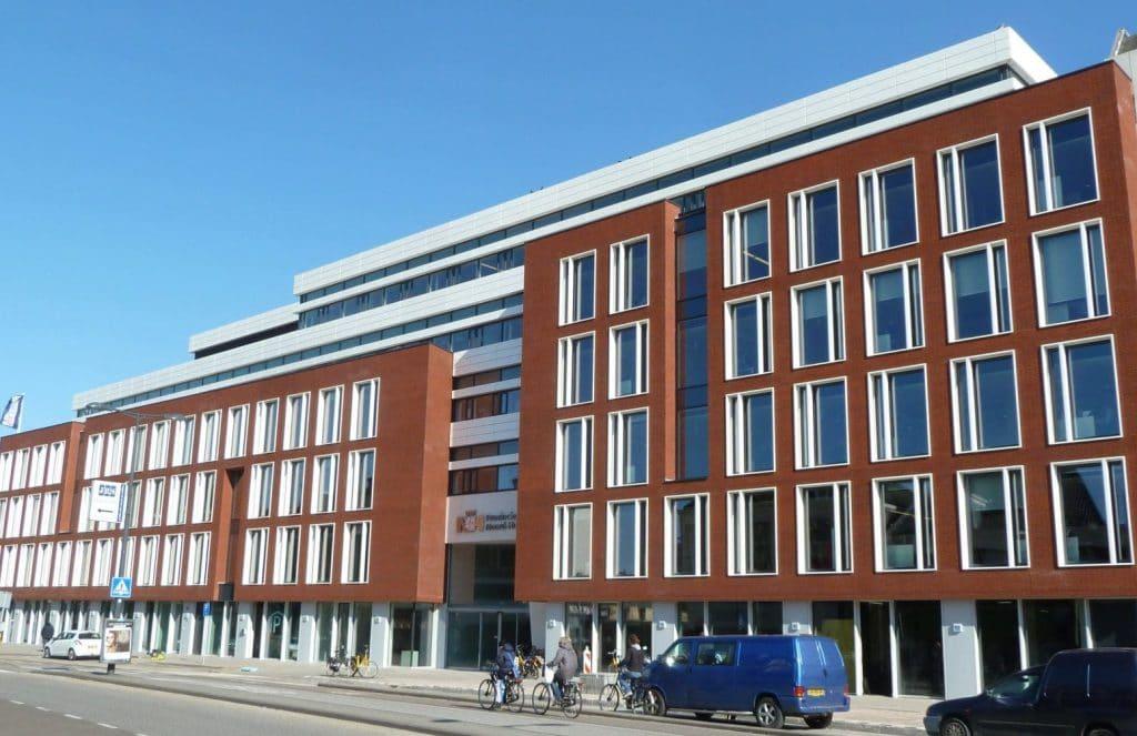 Project Provinciekantoor Houtplein