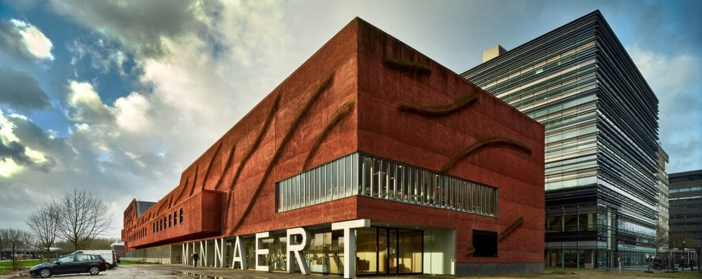 Project Minnaertgebouw (foto: Studio Hans Morren)