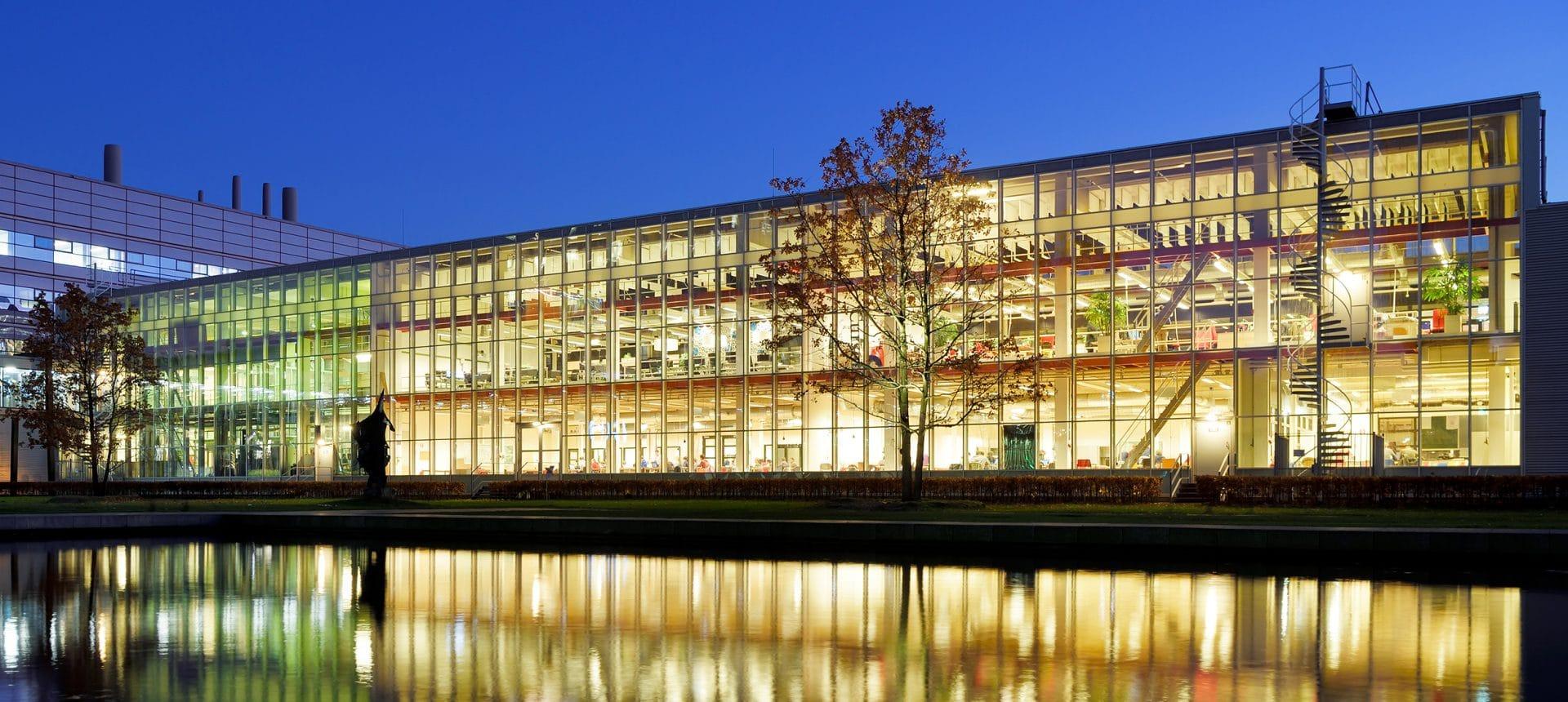 Project Matrix-gebouw (Bart van Overbeeke Fotografie)