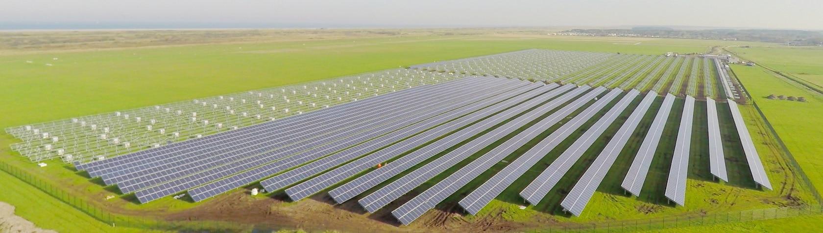 Meer kans van slagen voor zonprojecten