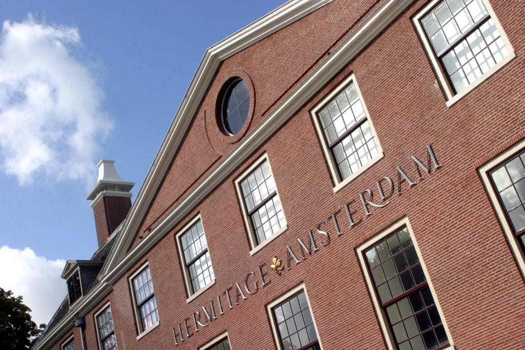 Project Hermitage Amsterdam