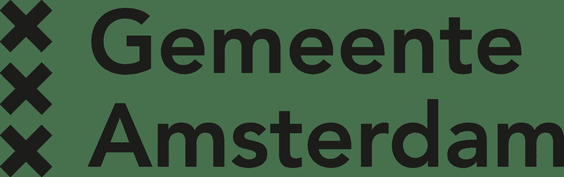 sponsorlogo Gemeente Amsterdam