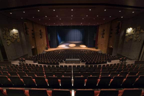 CFD-berekeningen Theater Kerkrade