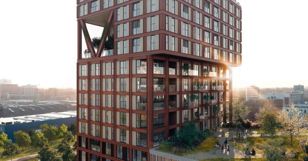 Tenderwinst Binck Blocks Den Haag