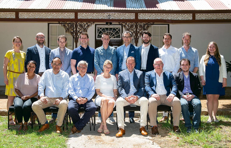 Nachtwerk voor MBA in Zuid-Afrika