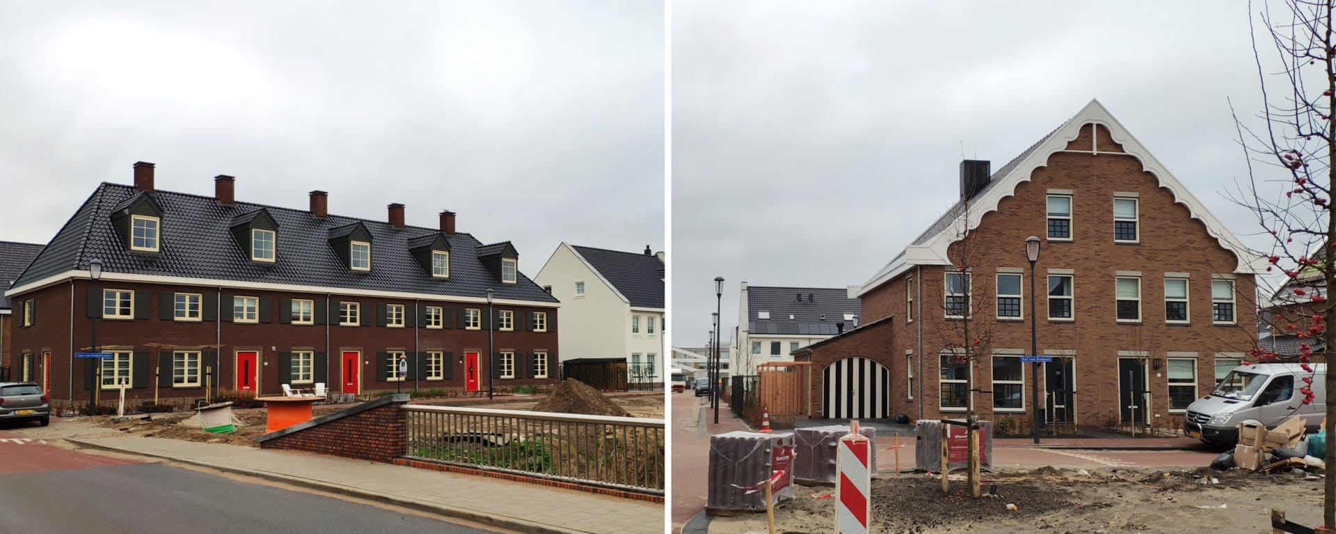 Project ZuiderHoeven in Hoofddorp
