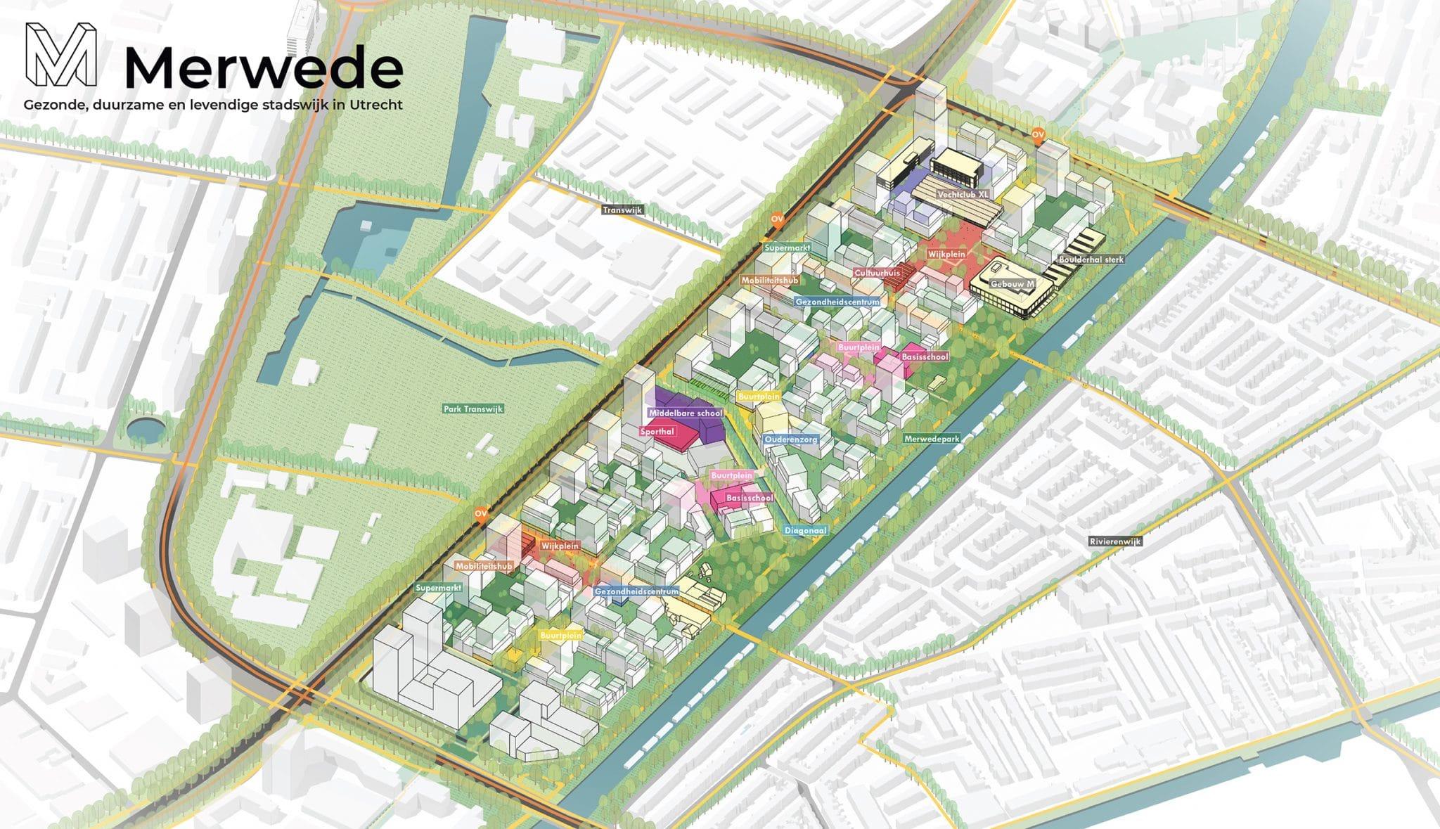 Merwede stadsontwikkeling